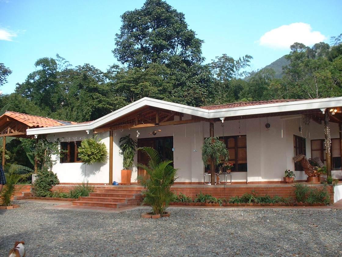Casa 108 m2 casas prefabricadas for Modelos de casas procrear clasica