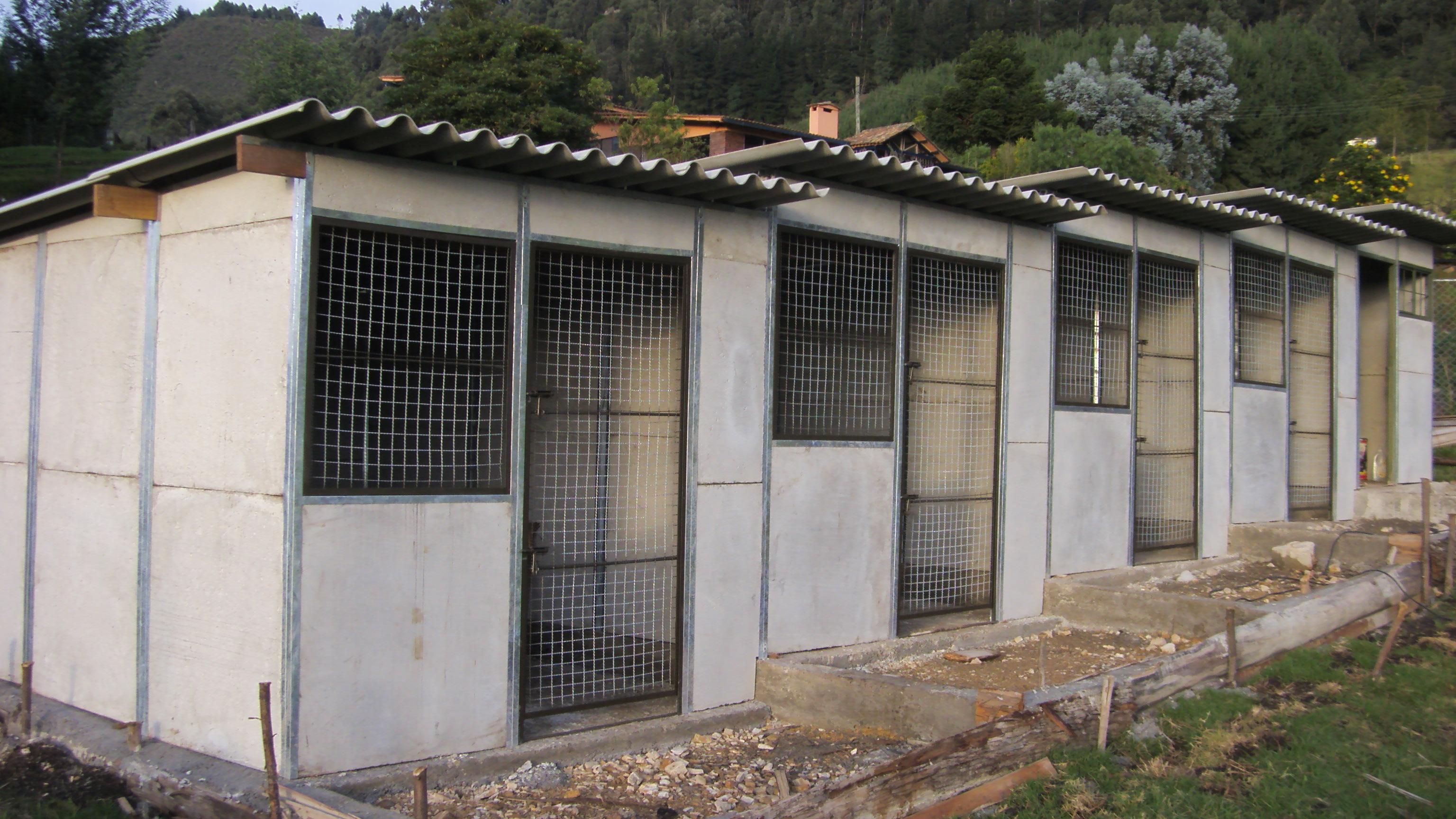 Proyectos especiales casas prefabricadas for Casas especiales